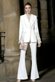 2019 New style Ivory Two piece Women Trousers set Mother of the bride pants suits nmo-525