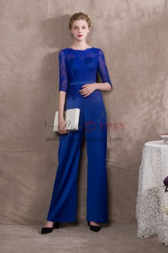 Modern Royal Blue Prom dresses Jumpsuits NP-0395